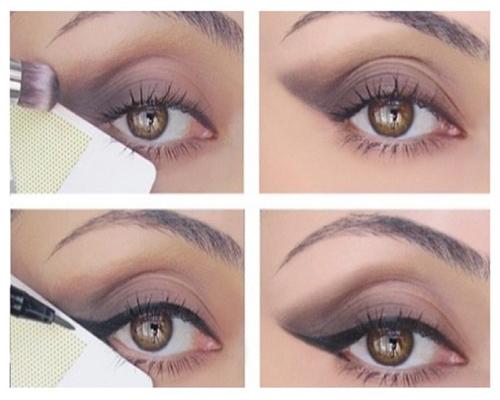 Tips kẻ eyeliner
