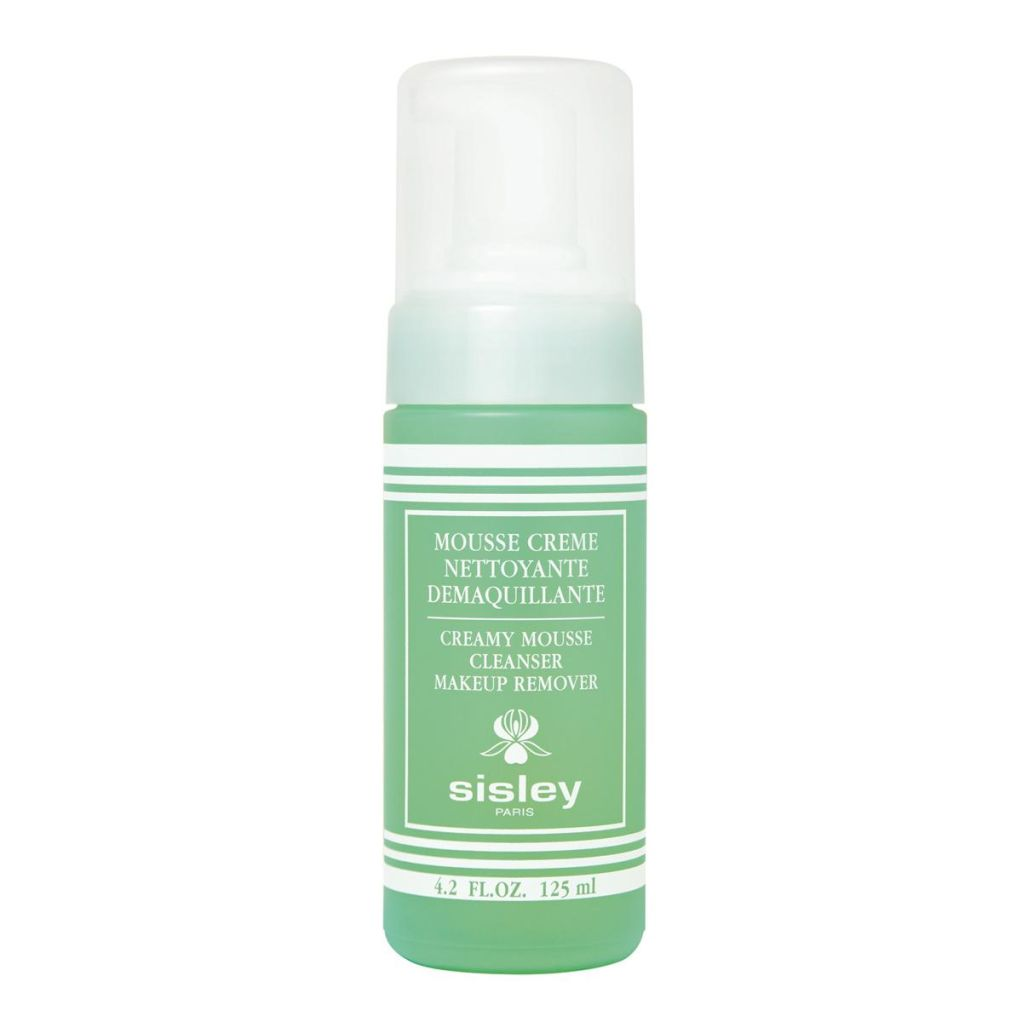 Sisley Creamy Mousse Cleanser  and makeup remove