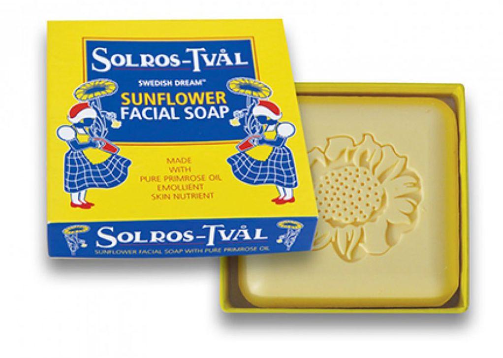 Solros-Tvål Swedish Dream Sunflower Facial Soap