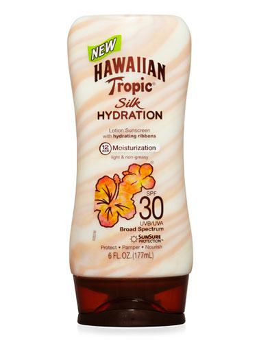 Hawaiian Tropic® Silk Hydration Sun Lotion SPF 30