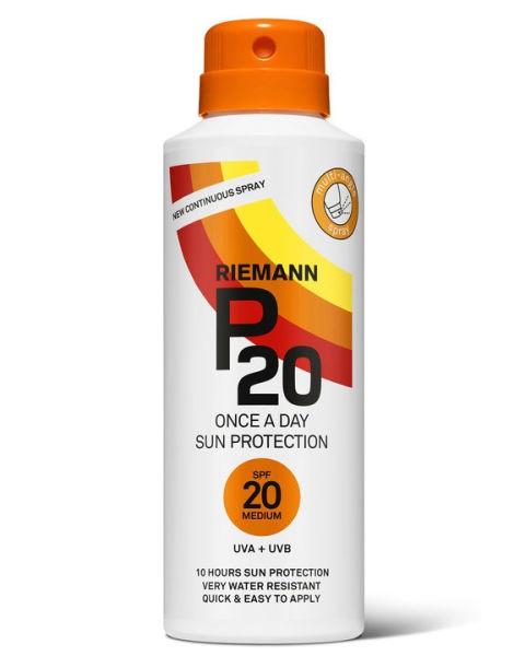Riemann P20 Sunfilter SPF 20 - Riemann