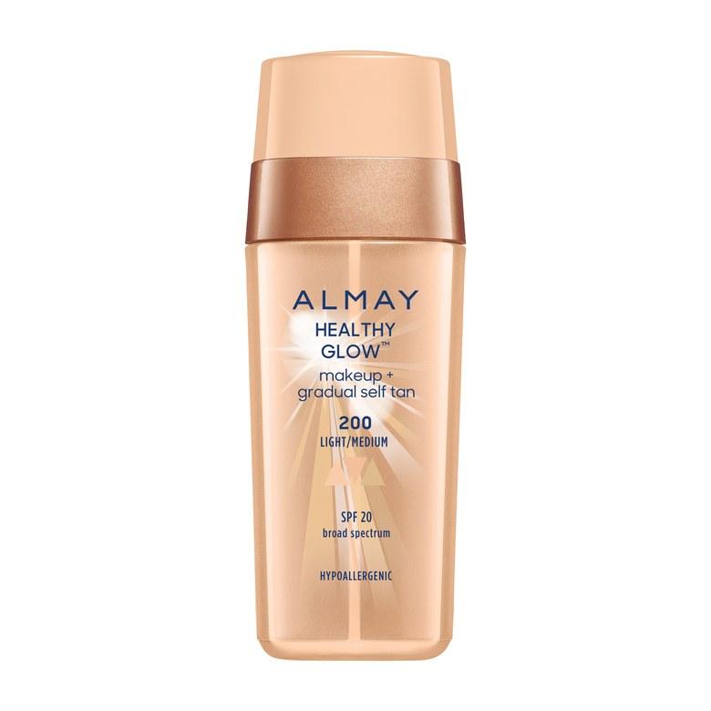 Almay Healthy Glow Makeup + Self Tan | $14.99 (ulta.com)