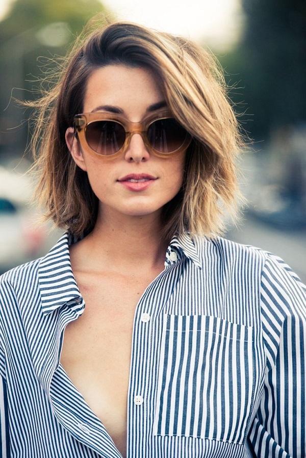 Dễ 'trị' hơn với tóc ngắn