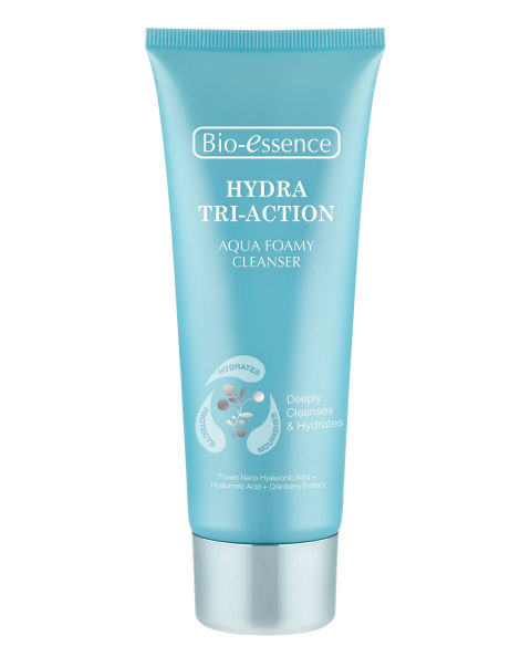 Bio Essence Hydra Tri-Action Foamy Cleanser | £12